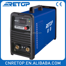 hot sale new style inverter welder with high performance MMA-225PI