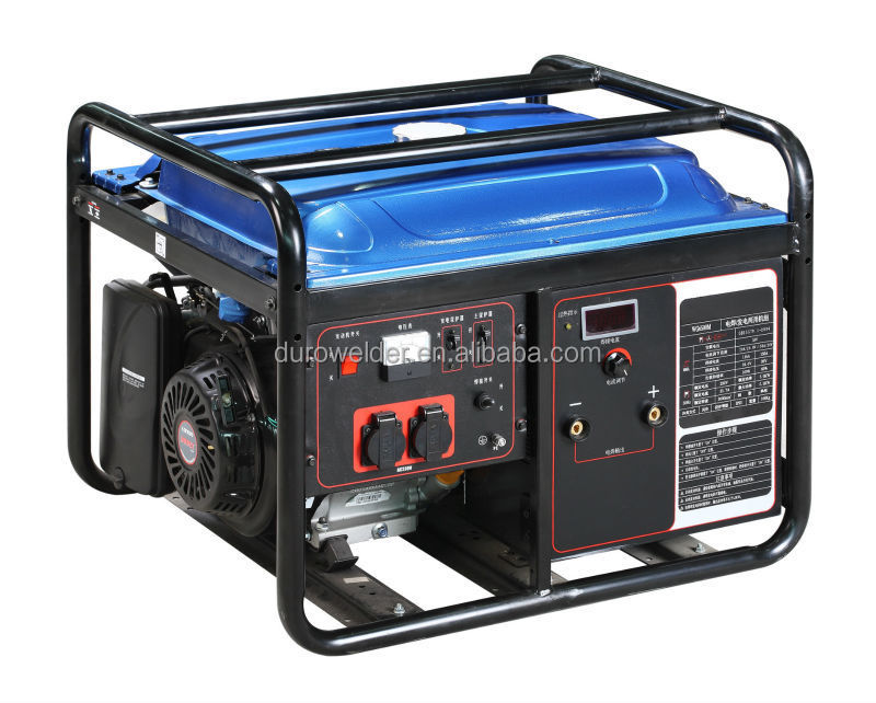 WS6500 Gasoline Generator and Welder