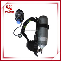 Air respirator as msa breathing apparatus