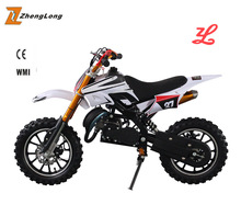New 2-stroke engine type cheap 49cc motorcycles in china