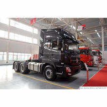 Dongfeng commercial vehicles new Tianlong heavy truck 385 horsepower 6X4 tractor (high top two-bedroom D901) (DFL4251A10)
