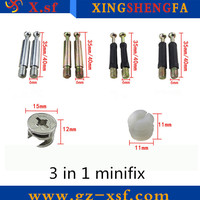 High Quality Furniture Minifix Connecting Fitting