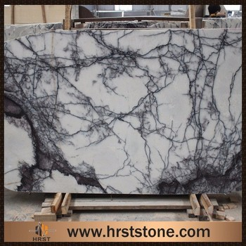 China supplier black vein marble slab price