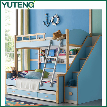 Children furniture cheap modern bedroom set