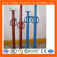 Low price scaffolding shoring posts building materials