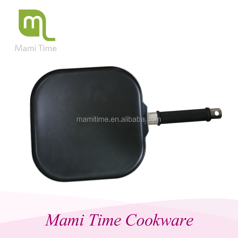 Hot selling 10 pcs nonstick cookware set With CE and ISO9001 Certificates