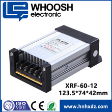 New product Mean well Constant output switch power supply 60w 12v 5a