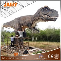 Animatronic Model T-rex Dinosaur for outdoor Exhibition