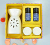 Factory Aromatherapy Bamboo/ Sassafras / Pomegranate Essential Oil Gift Set