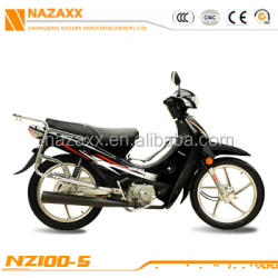 NZ100-5 2016 New 100cc Barato Proeminenter Hot Sales Fashion Cub Motorcycle/Motocicleta