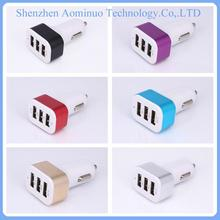 world best selling products 3 in 1 car charger power bank car charger aluminum for cell phone car mounts