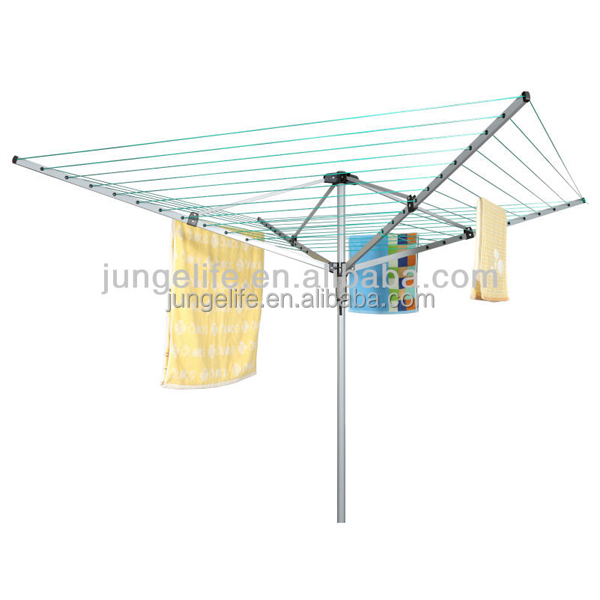 Factory Stock Cheap Price Steel Rotary Umbrella Clothes Dryer