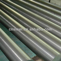 aisi 1045 1020 polished steel bars with right surface/cold drawn steel bar