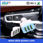 USB type C fast car charger 1 Type C 2 USB rapid port with Type C and QC 3.0 technology 3 USB CAR CHARGER