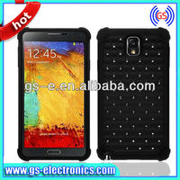 Luxury design with diamond bling case for samsung galaxy note 3 n9000