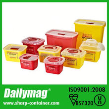 Lfgb Food Certification Sharps Storage Container