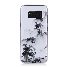 high quality phone case manufacturer electroplating tpu case For for Samsung galaxy S8