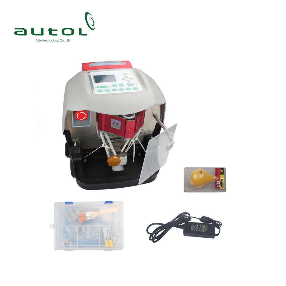 Newly Professional Newest Automatic V8 X6 Car Key Cutting Machine low price With Free Database High Quality