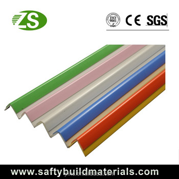 Professional Anti-collison Handrail Manufacturer Colorful Soft Corner Guards