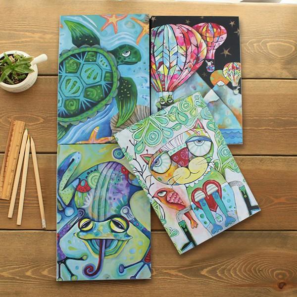 Free Sample Customized Secret Garden Coloring Book
