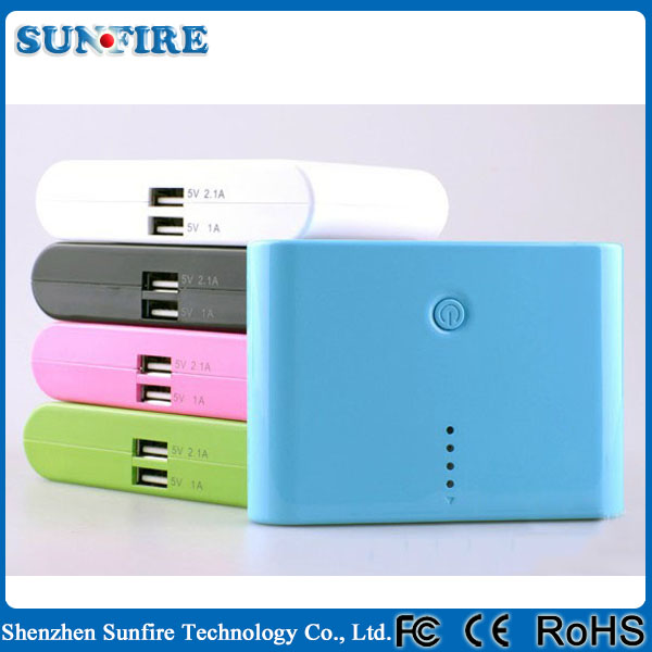 Smart mobile power bank manual for power bank battery charger rohs