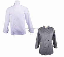 Custom OEM chef jacket chef uniform modern custom restaurant hotel waiter waitress uniform
