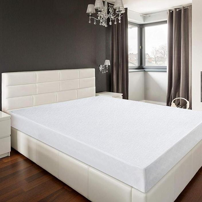 Waterproof Bed Bug Proof Terry Towelling Mattress Cover/Waterproof Mattress Protector - Jozy Mattress   Jozy.net