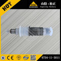 fuel injector 6754-11-3011 6754-11-3010 6754-11-3012 PC220-8 excavator parts