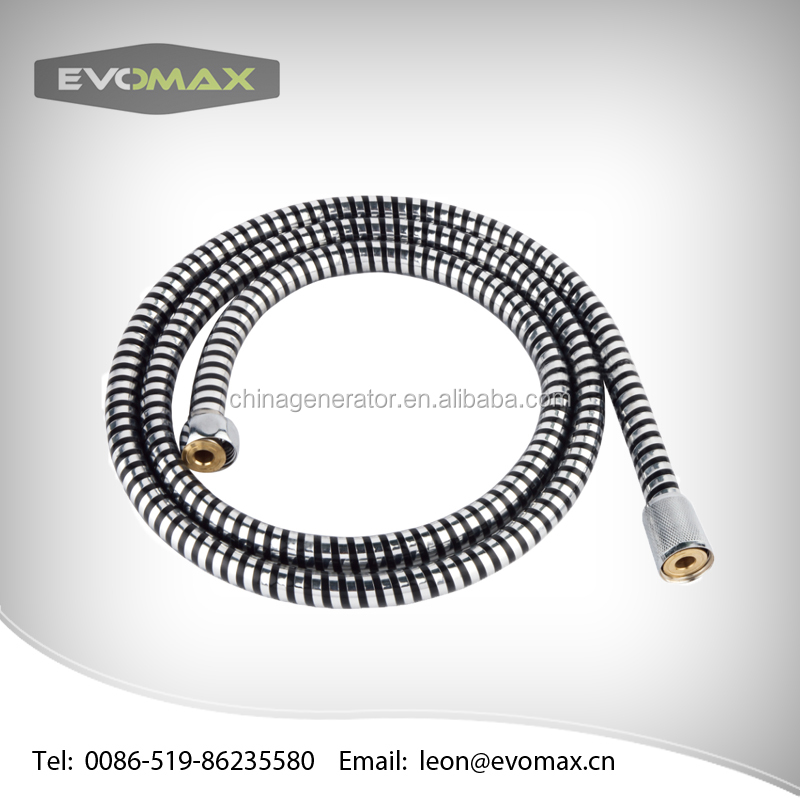 Silver hose PVC flexible shower tube