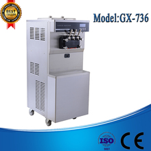 GX-736 CE chinese hot sell ice cream maker