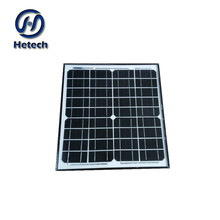 Best price per watt small solar panel 15w mono solar panel