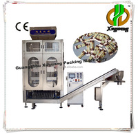 Automatic 8 lanes back sealing stick coffee packing machine