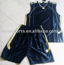 Unisex navy customized basketball singlets of 2012 the newest design