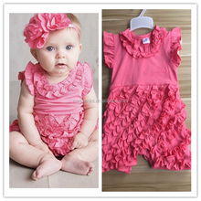 CONICE NINI brand selling western little girl boutique clothing infant baby romper