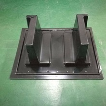 customized vacuum forming thick abs plastic medical equipment cover products