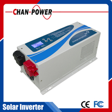 Low Frequency Combined with 30A PWM Solar Charger Power Inverter DC 12v AC 220v 300w 500va