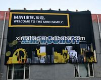 Dye Sublimation textile flex banner design