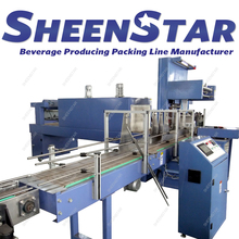 Full Automatic Film Shrinking Packaging Machinery