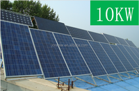 New design and best price solar power system 10kw off grid/ 10kw solar kit for sale