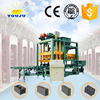 engineering and construction machinery QTJ4-25 semi-auto cement paving block making machine in Liberia
