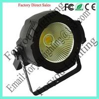 High power and efficiency exported cheapest 100w warm white cob full color led par light