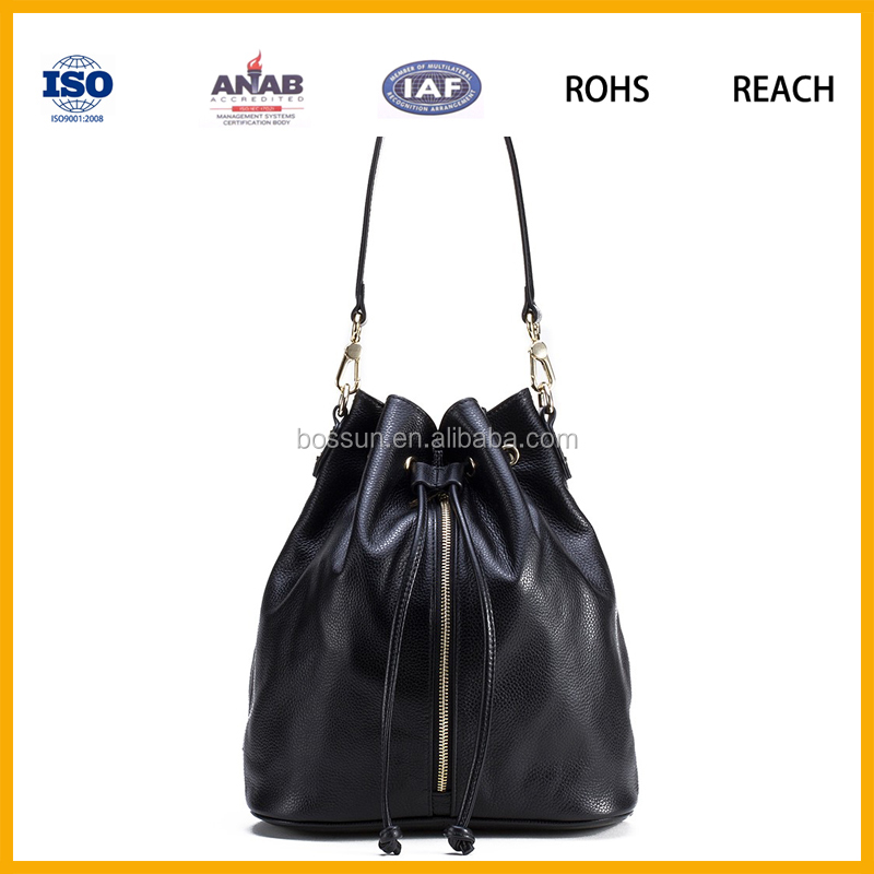 Top Quality Unique Design PU Handbag Casual Bag Tote Bag Single Strap / Double Straps Shoulder Bag for Ladies