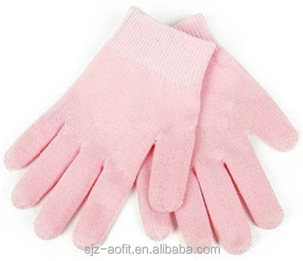 moisture keeps the essential oil on the hand skin moisturizing gel gloves