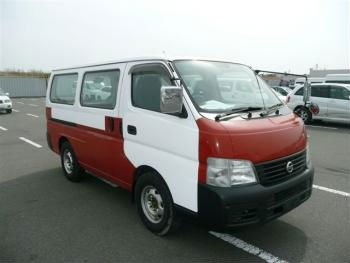 NISSAN CARAVAN 2006 ID{680} JAPANESE USED CARS SECOND HAND VEHICLE