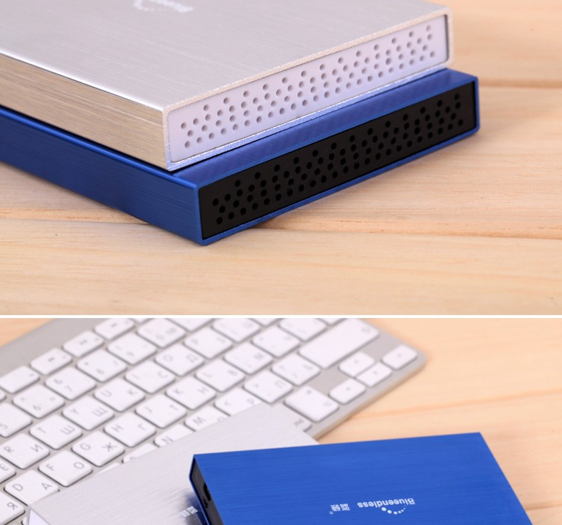 "External Hard Drive Storage Devices 120GB High Speed 2.5"" HDD for Desktop Laptop"