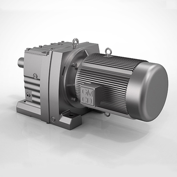 R series helical gearbox for conveyor