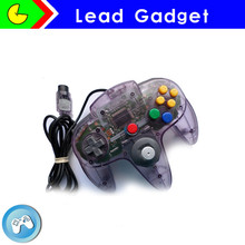 Video game controller Remote control Video Game Controller Joystick For N64 Controller custom logo Wholesale in China