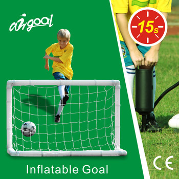 Leisure AirGoal without diagonal support