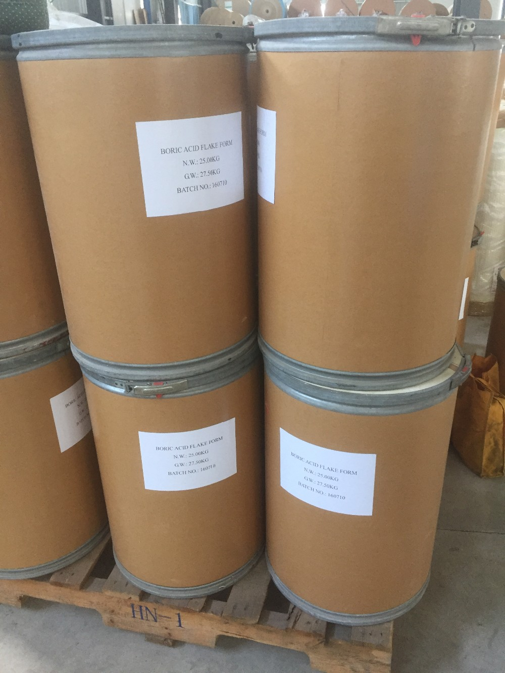 High quality boric acid flakes with good price, Bulk Form
