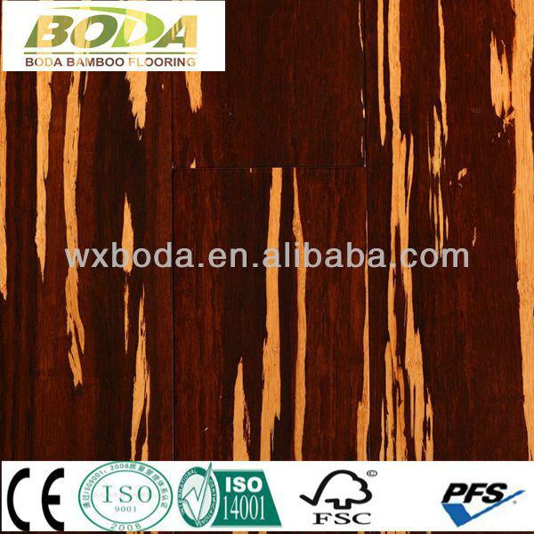 Strand Woven Tiger Wood Flooring Strand Woven Tiger Wood Flooring